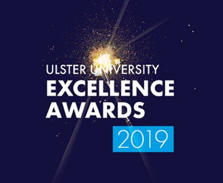 Ulster University Excellence Awards Finalist