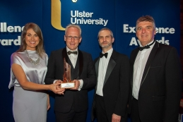 Ulster University Staff Nominated Placement Partnership of the Year Award
