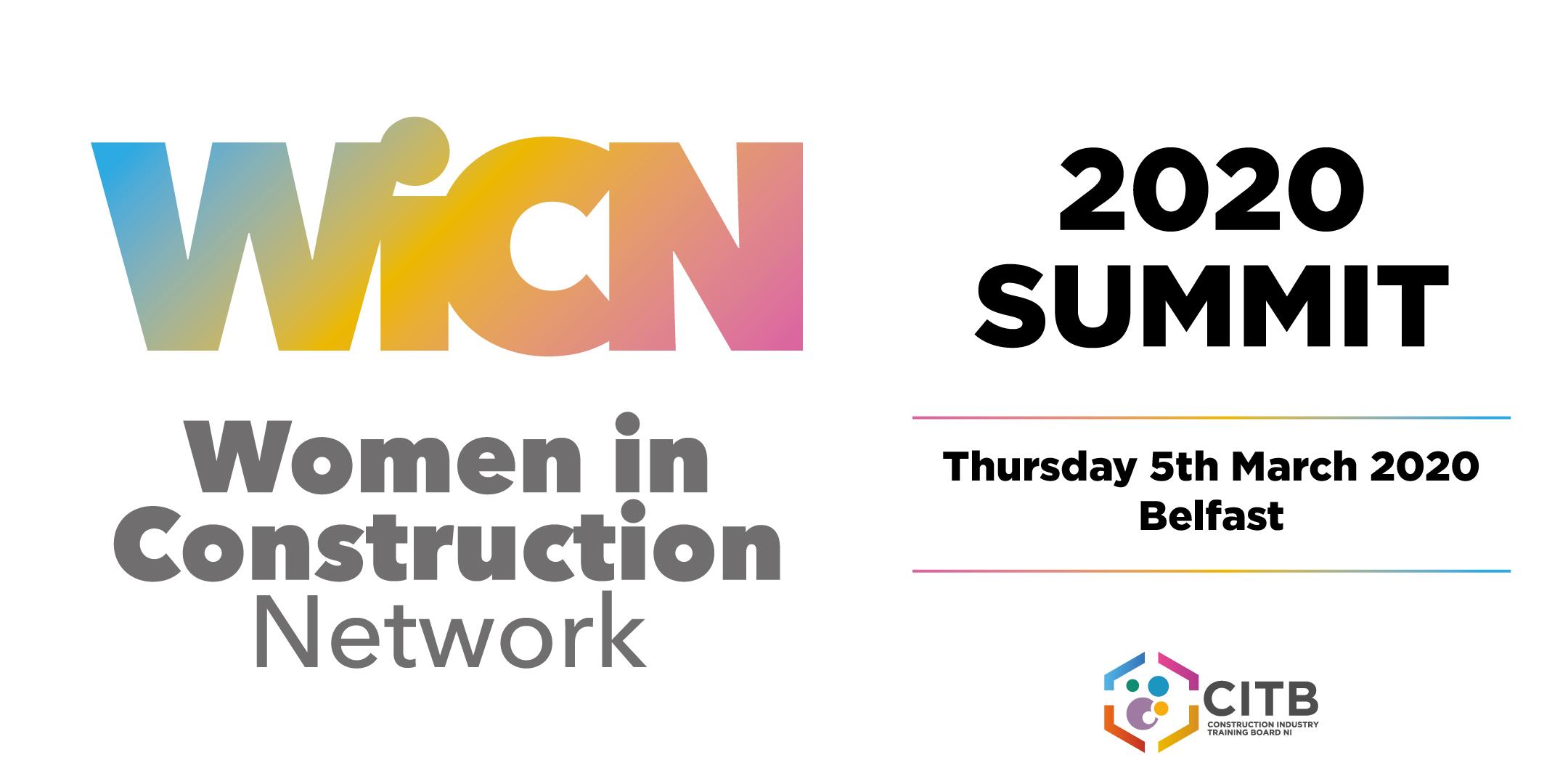 Women in Construction Summit 2020